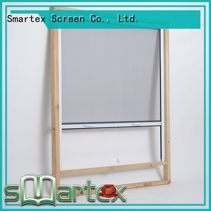 Smartex roller insect screen supplier