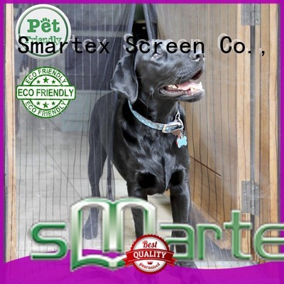 Smartex low-cost magnetic screen door curtain company for preventing insects