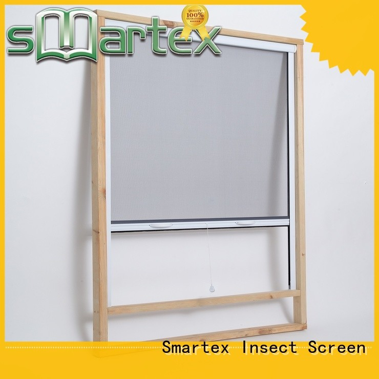 Smartex screen blinds wholesale for preventing insects