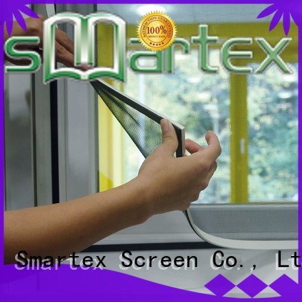 Smartex magnetic window screens for homes company for home